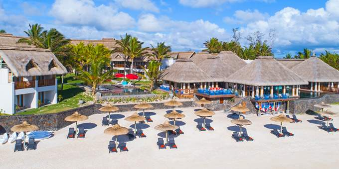 The Dream Wedding & Honeymoon, C Palmar by Constance, Mauritius
