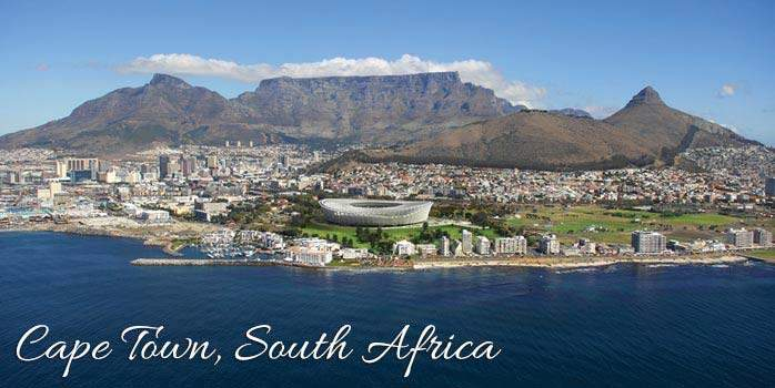 Cape Town & Fancourt, South Africa Golfing Holiday