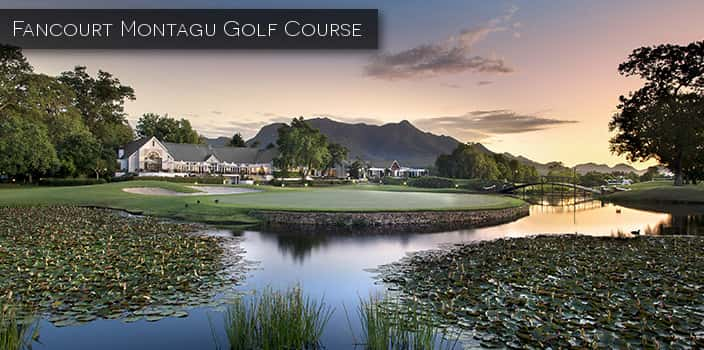 Cape Town-Winelands-Fancourt, South Africa Safari & Golfing Holiday