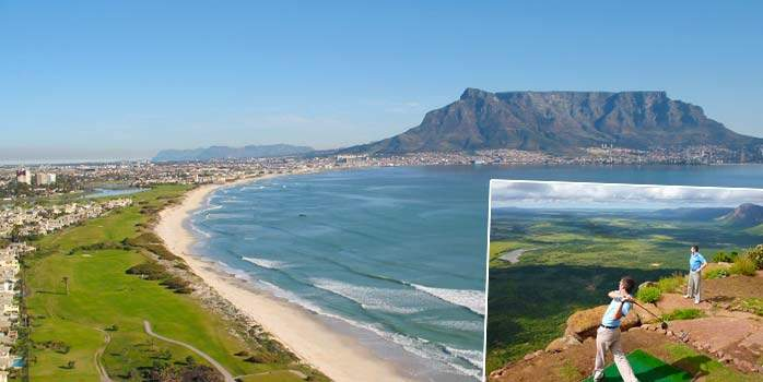 Cape Town plus Legend Golf & Safari Resort