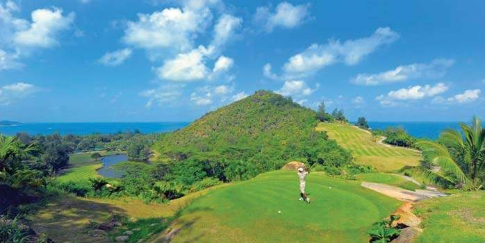 Constance Lemuria Seychelles with Free Golf