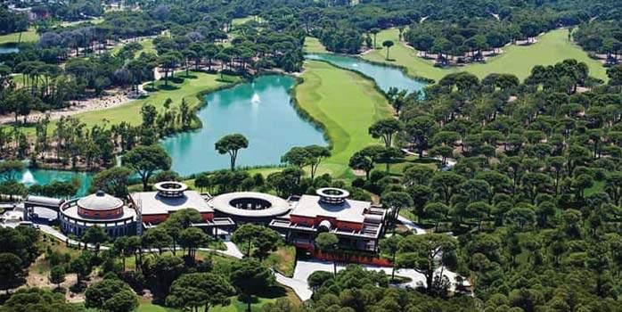 Cornelia Deluxe All Inclusive Plus Three Rounds of Golf