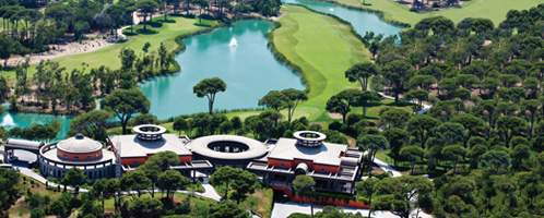 Cornelia Deluxe All Inclusive Plus Three Rounds of Golf