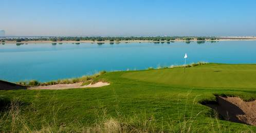 Crowne Plaza Abu Dhabi with Golf