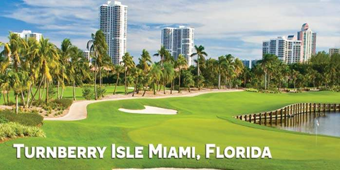 East and West Coast USA Golf Holiday