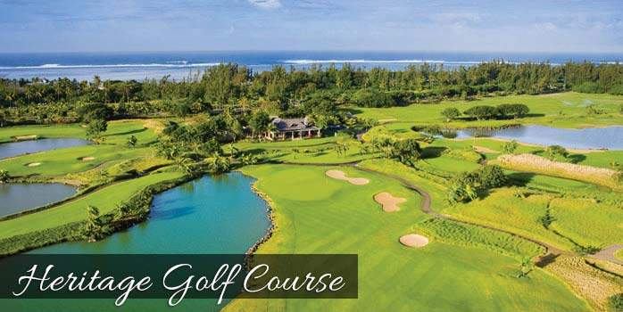 Heritage Awali All-Inclusive Mauritius Plus Free Golf
