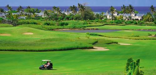 Heritage Le Telfair Golf & Spa, Mauritius Golfing Holiday