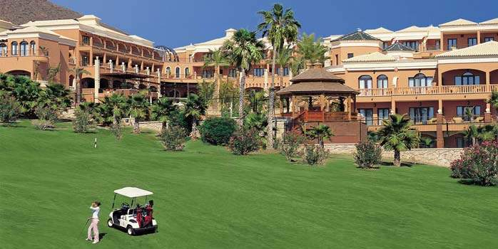 5* Hotel Las Madrigueras Tenerife Unlimited Golf