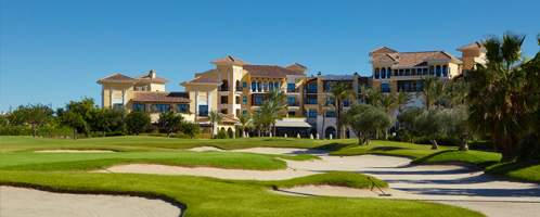 Intercontinental Hotel & Residencies Mar Menor Spain