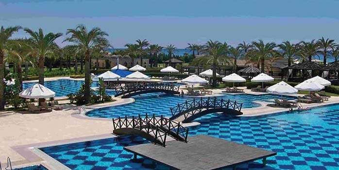 Kempinski The Dome All Inclusive Turkey Golfing Holiday