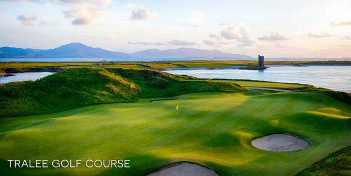 Kerry Short Stay Golf Tour