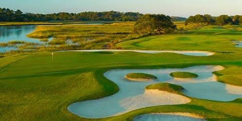 Kiawah Island Resort South Carolina USA Golf Offer