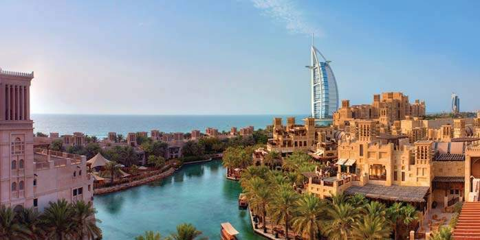 Madinat Jumeirah Mina A' Salam Golf Holiday Dubai
