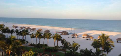 Marriott Resort Marco Island Florida Incl. Four Rounds of Golf