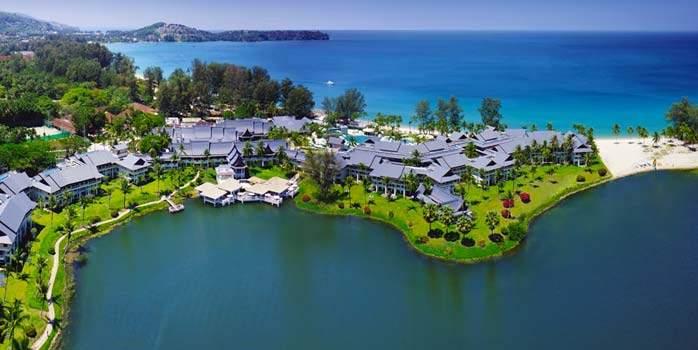 Outrigger Phuket Laguna Beach Thailand Honeymoon