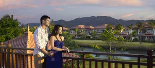 Outrigger Phuket Laguna Beach Thailand Honeymoon