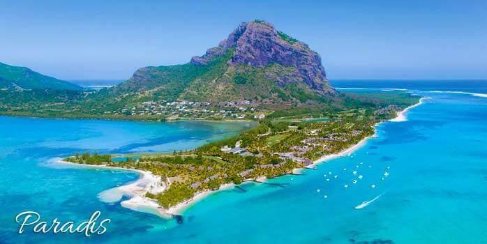 Paradis Hotel Mauritius-Half Board Golfing Holiday