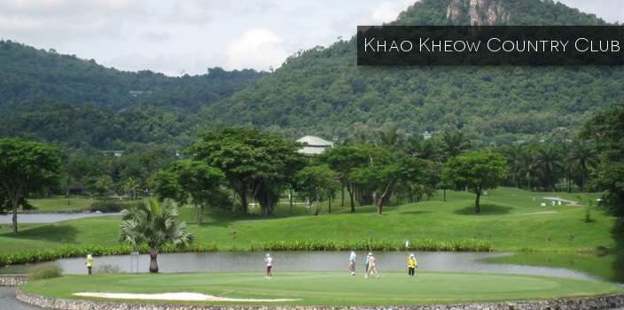 Pattaya, Thailand Golf Holiday