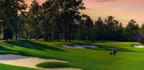 Pinehurst North Carolina USA Golf Offer