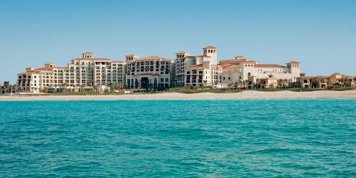 St Regis Saadiyat Island Abu Dhabi Middle East Holidays Luxury Golf Travel Chaka Travel United Arab Emirates