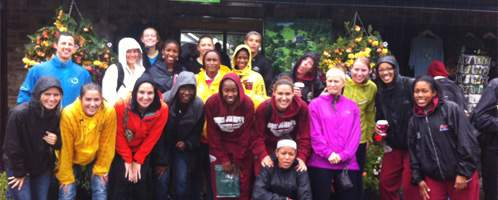 Saint Joseph's Women's Basketball Tour of Ireland