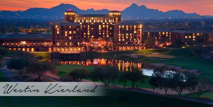 Scottsdale Arizona, USA Exclusive 4-Ball Golf Holiday