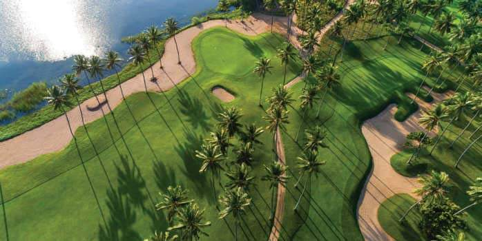 Shangri-La Hambantota Golf & Spa Resort, Sri Lanka Golf Holiday