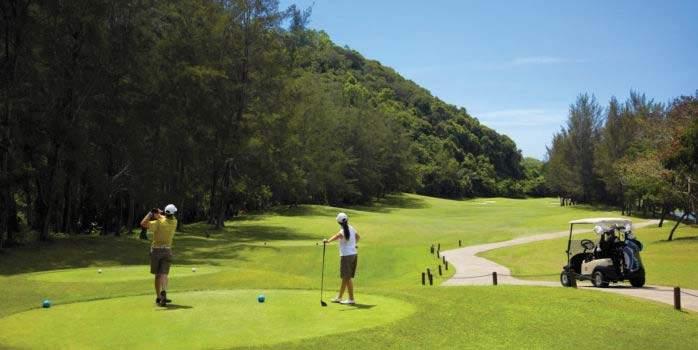Shangri-La's Rasa Ria Resort & Spa, Malaysia Golfing Holiday