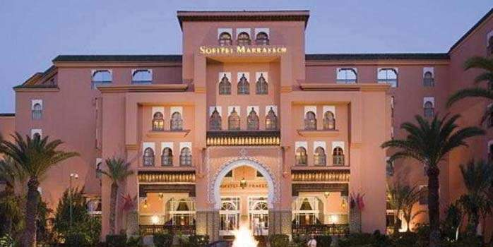 Sofitel Marrakech Lounge & Spa, Morocco Golfing Holiday