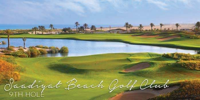 St. Regis, Abu Dhabi with 5 Rounds of Golf