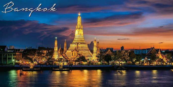 Thailand Bangkok and Phuket Twin Centre Honeymoon