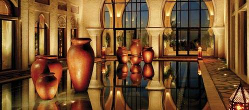 The Arabian Court at One & Only Royal Mirage United Arab Emirates