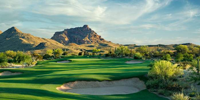 The Fairmont Scottsdale Princess Arizona USA Golf Holiday
