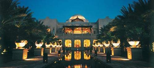 The Palace at One&Only Royal Mirage United Arab Emirates