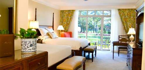 The Sea Pines Resort South Carolina USA golf holiday