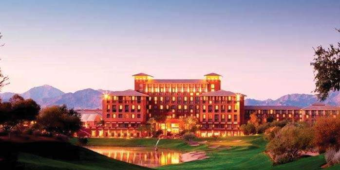 The Westin Kierland Resort, Arizona USA Golf Holiday