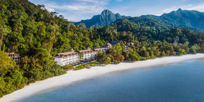 Andaman Resort Malaysia Golf Holiday Aerial View