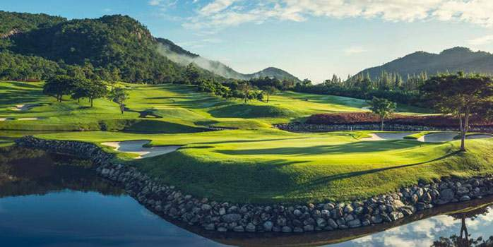 Black Mountain Golf Course Hua Hin Thailand Golf Holiday
