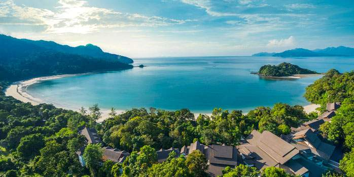 Datai Bay Andaman Resort Malaysia Golf Holiday