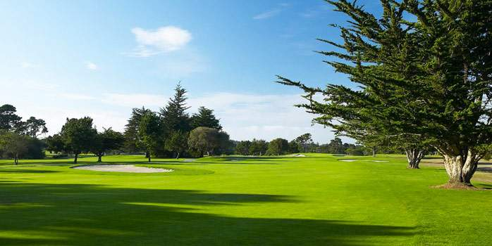 Del Monte Golf Course Pebble Beach California USA Golf Holiday