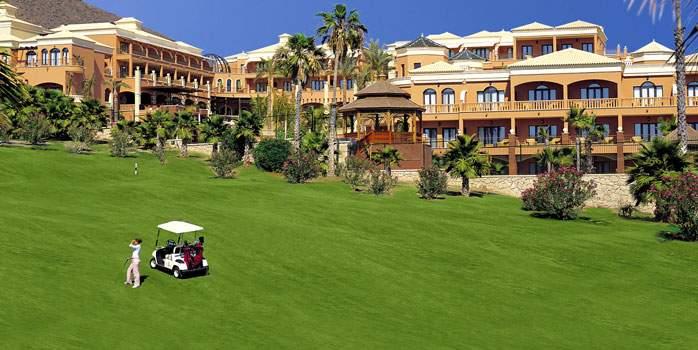 Las Americas Golf Course Hotel Las Madrigueras Tenerife Golf Holidays