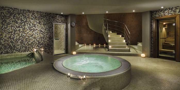 Spa at Hotel Las Madrigueras Tenerife Golf Holidays