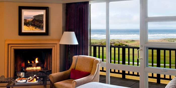 The Inn at Spanish Bay Pebble Beach California USA Golf Holiday