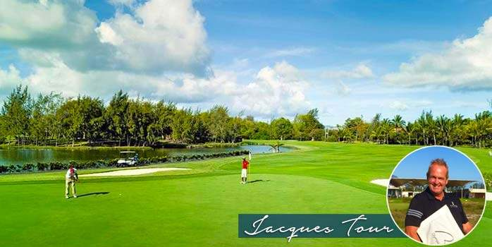Escorted Golf Tour in Mauritius with Jacques Gous October 2018