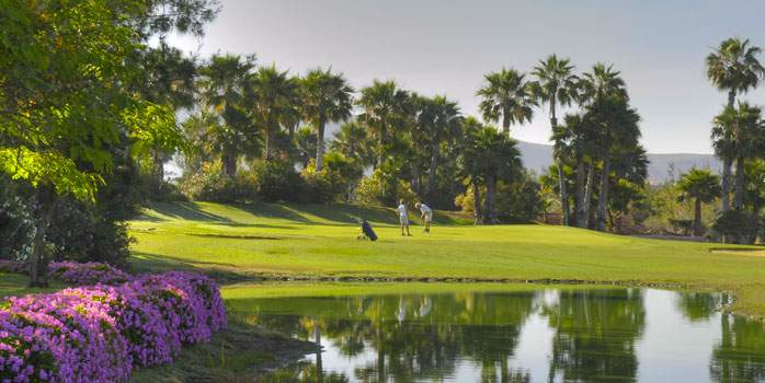 Las Americas Golf Tenerife Golf Holidays