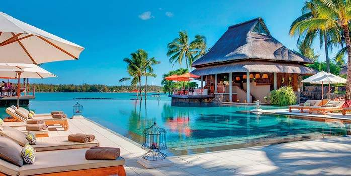 Le Prince Maurice Honeymoon with £100 Resort Credit