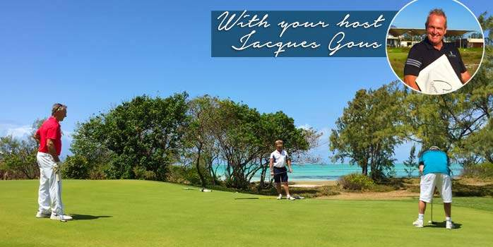 Mauritius Mixed Pairs Golf Tournament Sep 2018