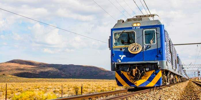 Luxury Blue Train Golf Safari South Africa