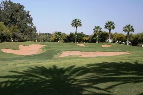 Golf du Soleil - Championship Agadir Morocco