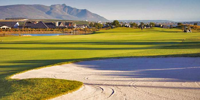 Arabella Golf Course, Golf Holiday in South Africa